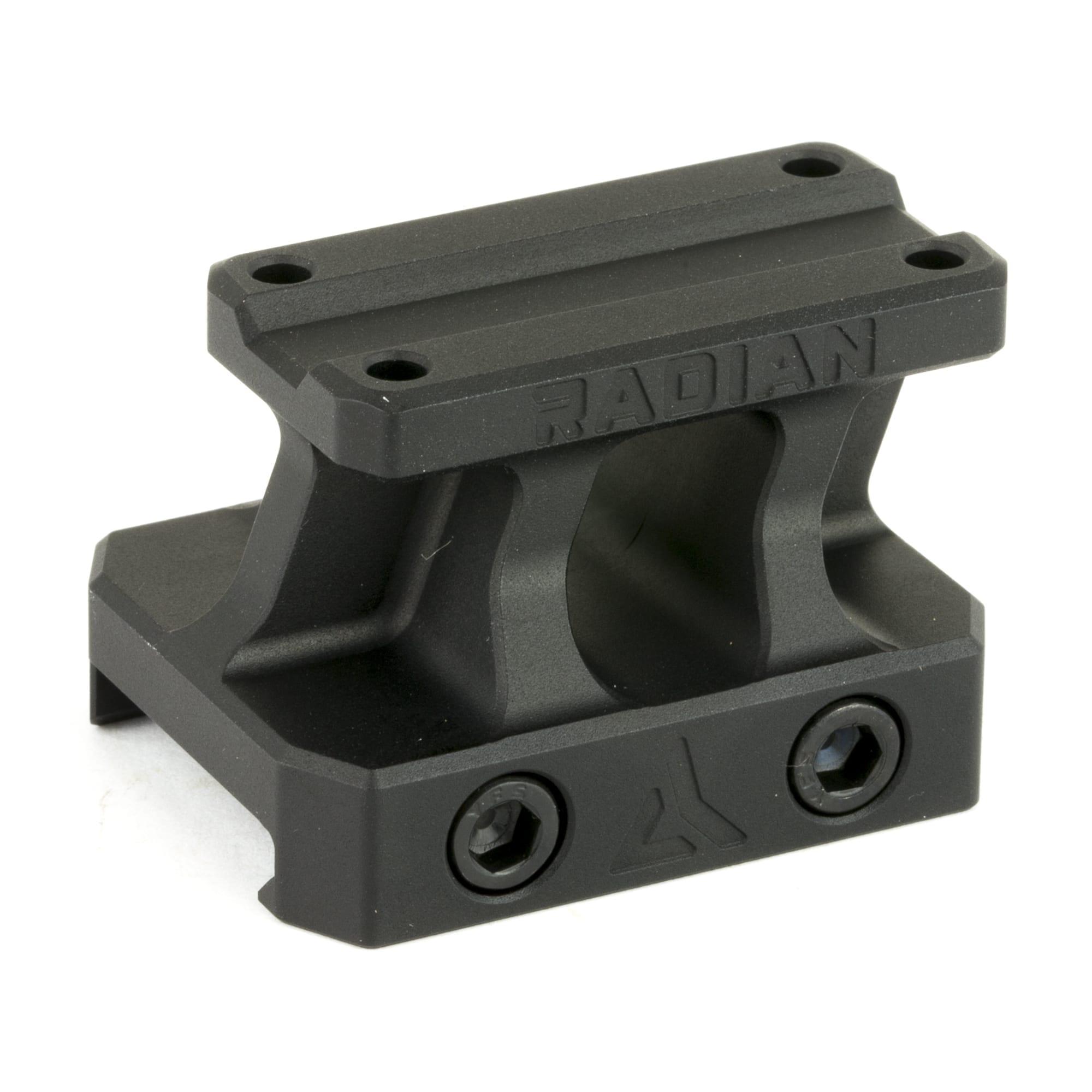 "Seekins 0010610002 Tactical Black 1/"" .76/"" High Rifle Scope Ring Mounts"