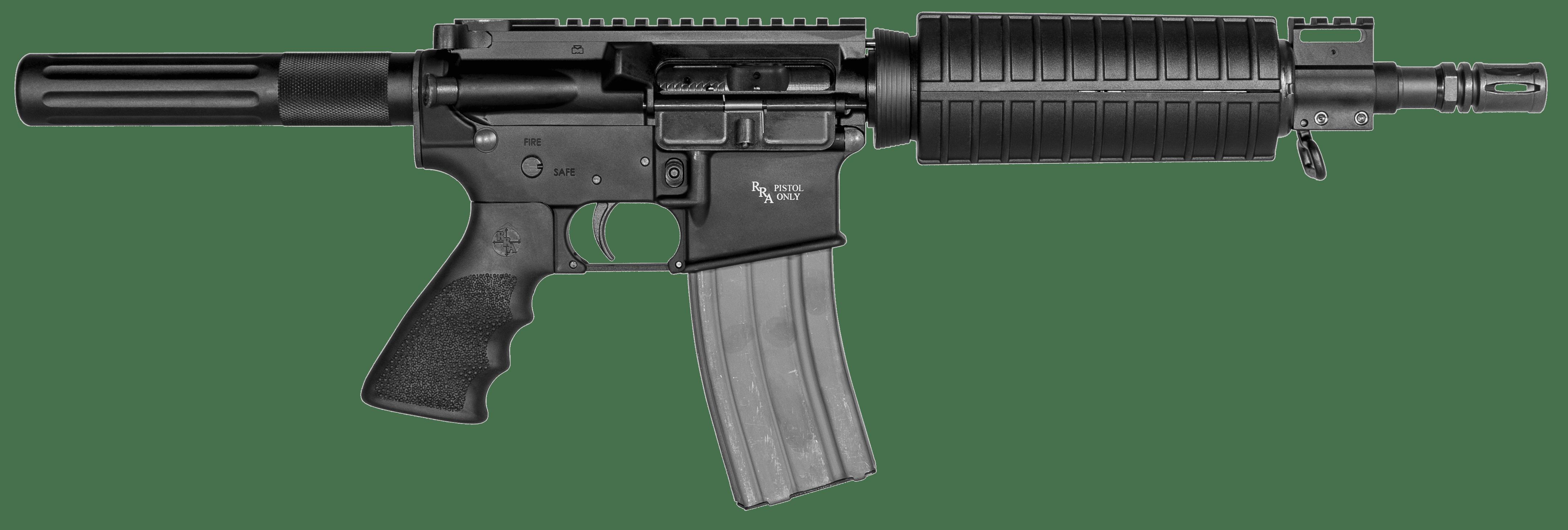 "Rock River Arms LAR-15 223 Rem,5.56 NATO 10.50"" 30+1 Black - Ed's Gun Shop"
