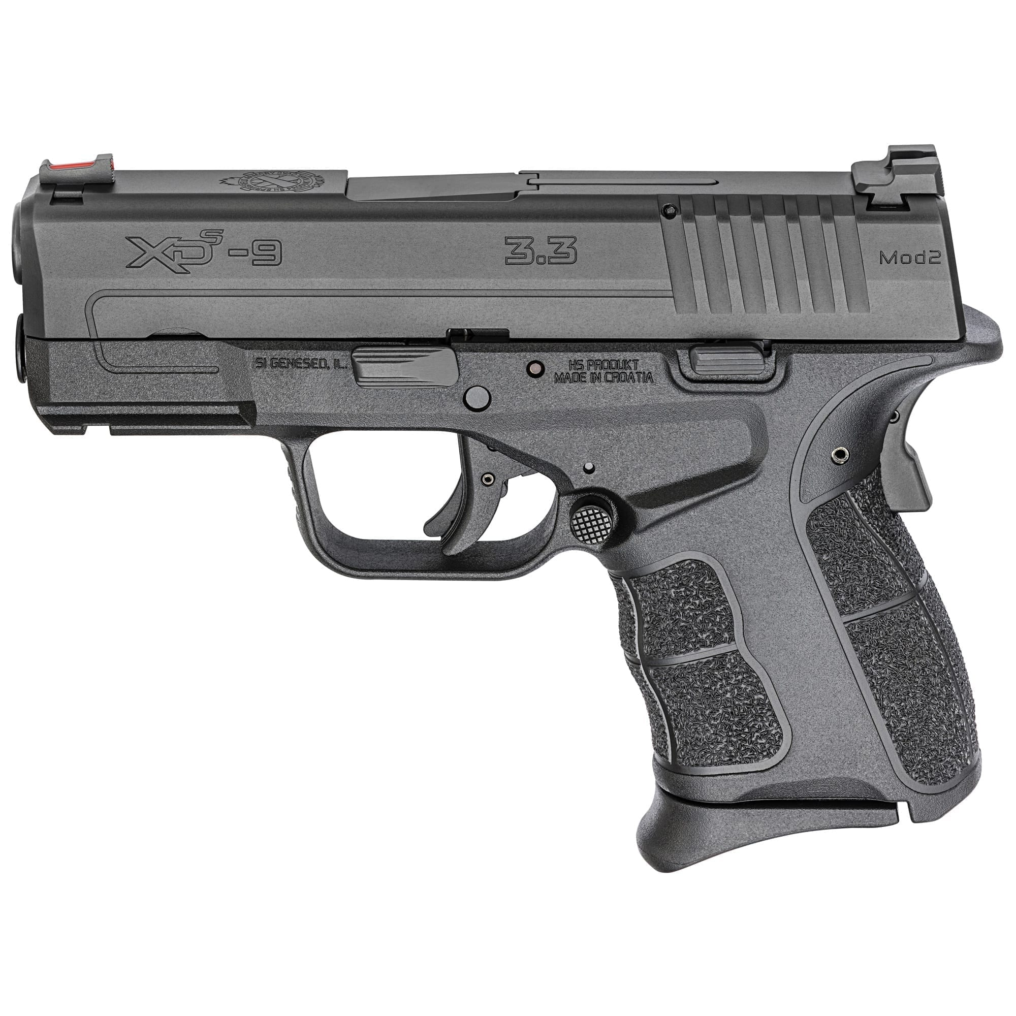 Springfield Armory XDSG9339BIGU XD-S Mod.2 9mm Luger