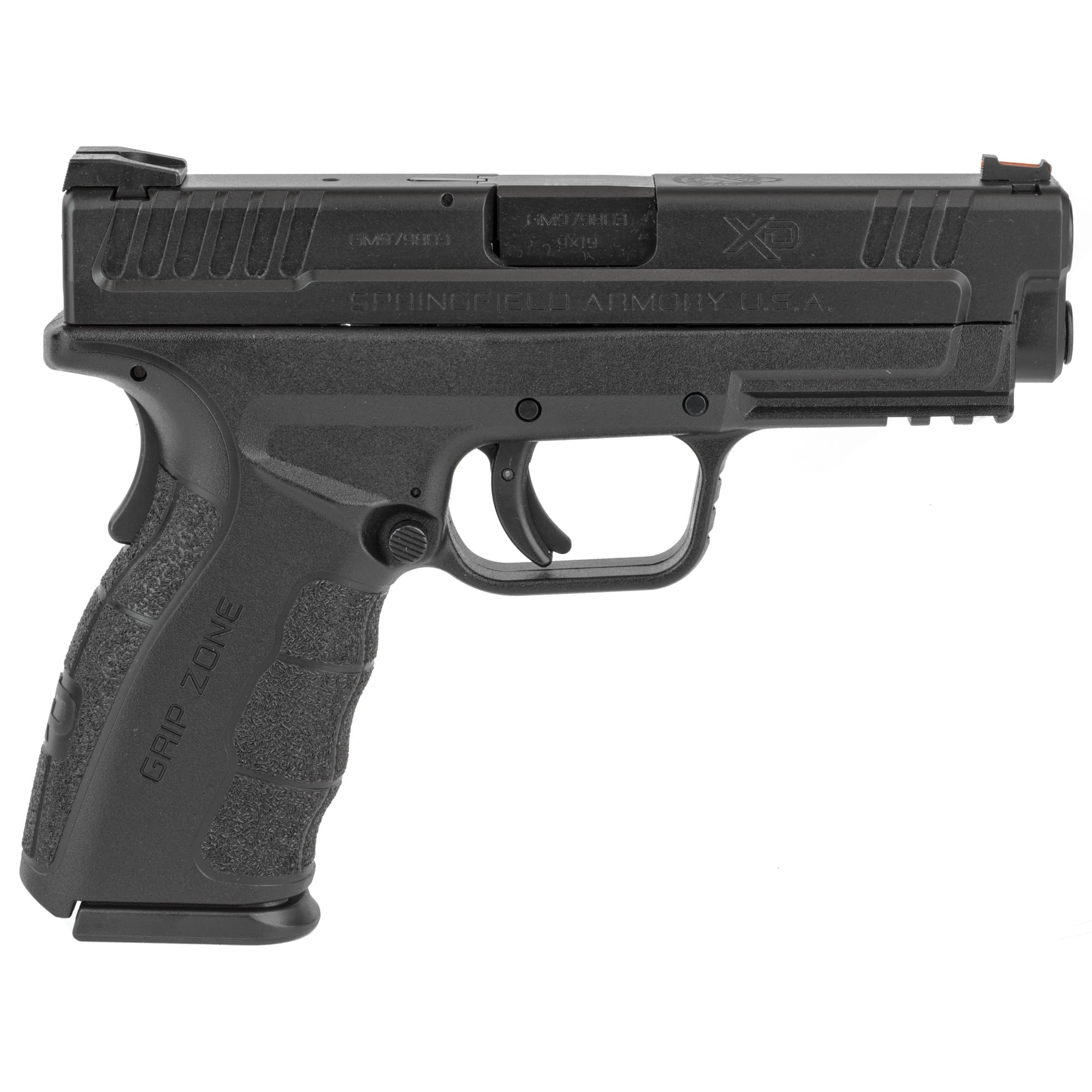 Springfield Armory XDG9101HC XD Mod.2 Service 9mm Luger