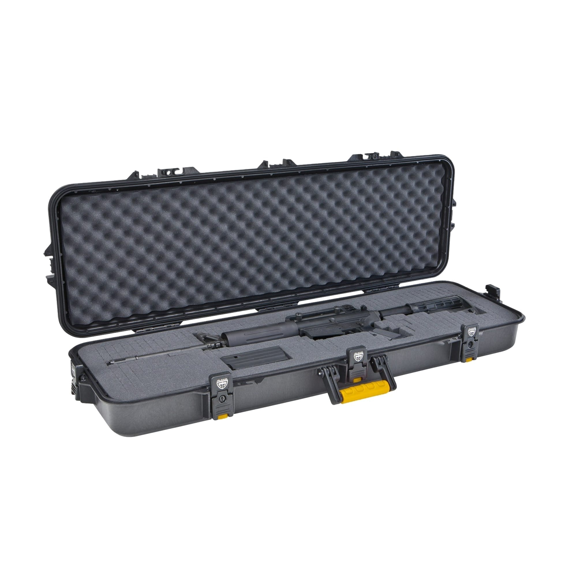 Plano 42 Tactical All Weather Single Rifle Case 46 X16 X5 5 Black 108421 Ed S Gun Shop