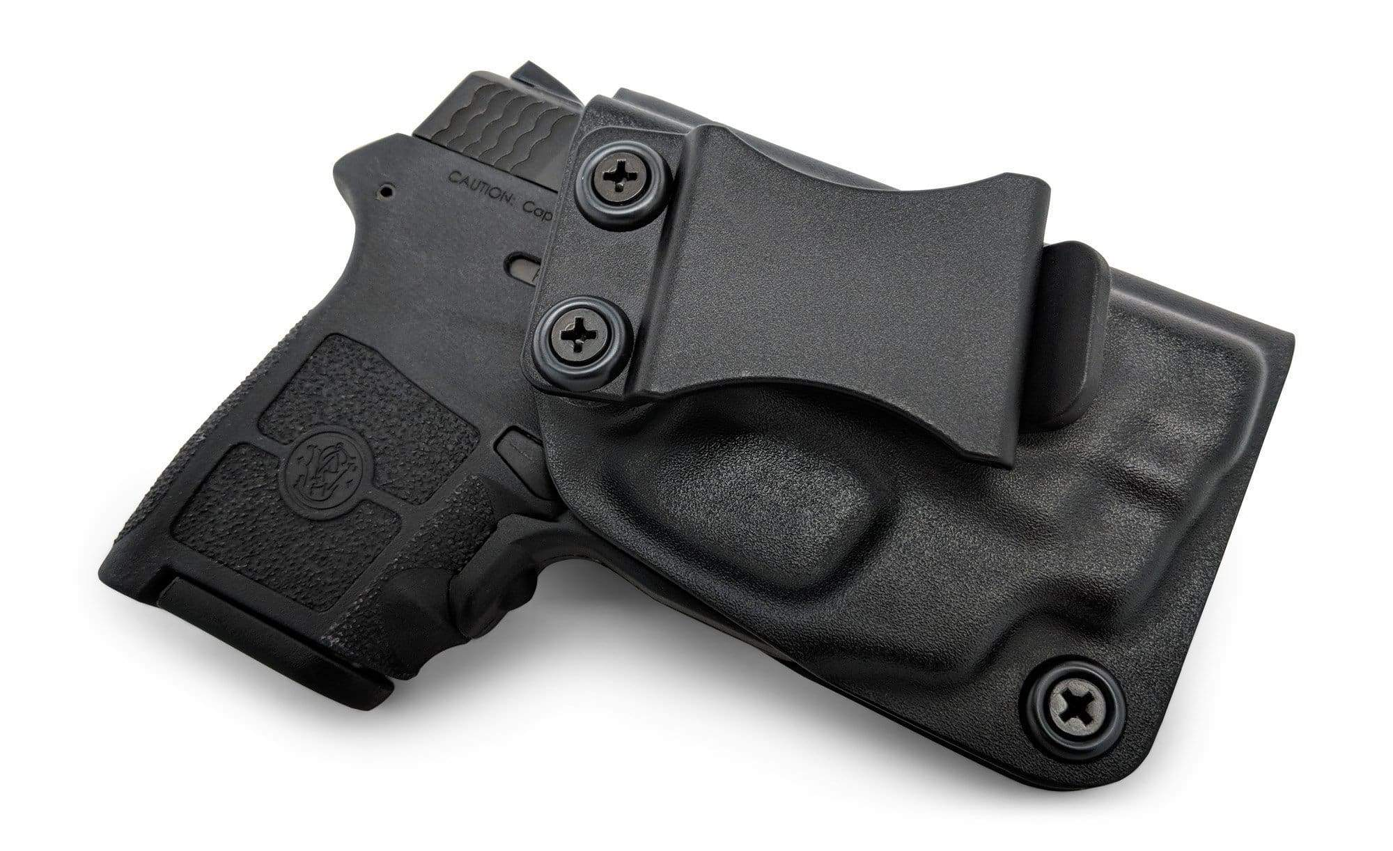 M/&P® BODYGUARD® 380 CRIMSON TRACE® GREEN LASERGUARD TUCKABLE HOLSTER BY ACE CASE